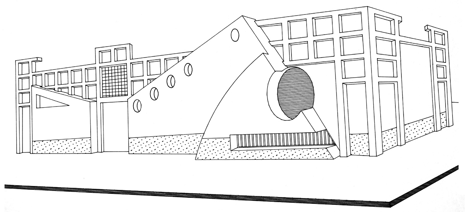 Plan Zone Industriel M2