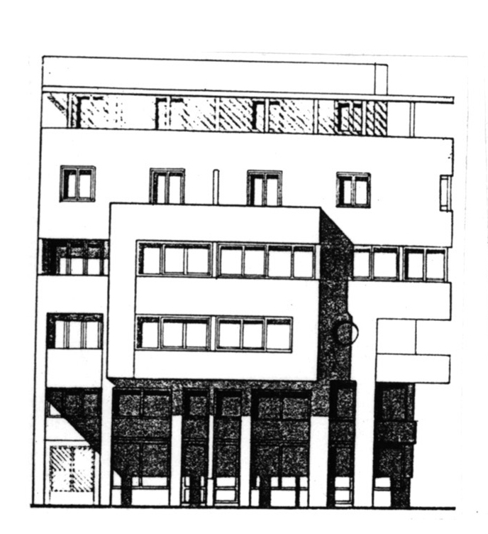 Oderby elevation